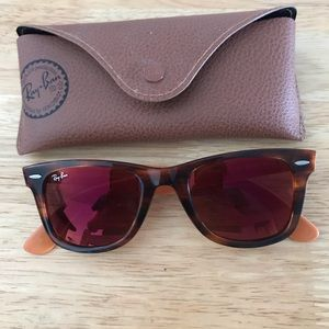 Ray Ban original wayfarer sunglasses RB 2140